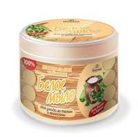 Натуральное таежное белое мыло для бани и душа для ухода за телом и волосами Формула: 39