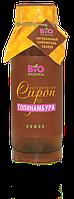 Натуральный сироп из топинамбура с шиповником 250мл Bio National