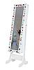 Напольное зеркало в раме TK 007 с нишей для белья (Лотос-М)