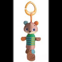 Подвеска Tiny Love Бобер Альберт с ветреным колокольчиком 1114400458, фото 1