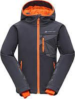 Куртка детская, подростковая Alpine Pro Takho Ins., серый 128-134