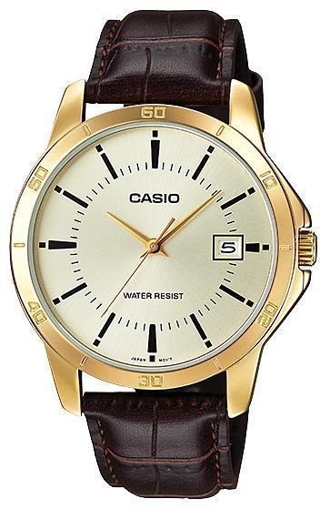 Наручные мужские часы Casio MTP-V004GL-9AUDF оригинал