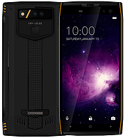 "Doogee S50 orange IP68 6/64 Gb, 5.7"" Helio P23, 3G, 4G, фото 1"