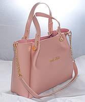Женская сумкаMісhаеl Коrs (в стиле Майкл Корс), розовая