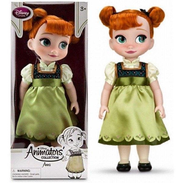 Кукла Disney Animators Анна Холодное сердце Дисней Аниматоры/ Anna Frozen