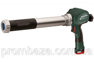 Аккумуляторный пистолет для герметика Metabo PowerMaxx KP 600 мл, 2.0 Ач