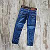 Оптом Классические джинсы для мальчиков 1-4 года, фото 3