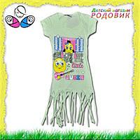 Платье для девочки Эмоджи