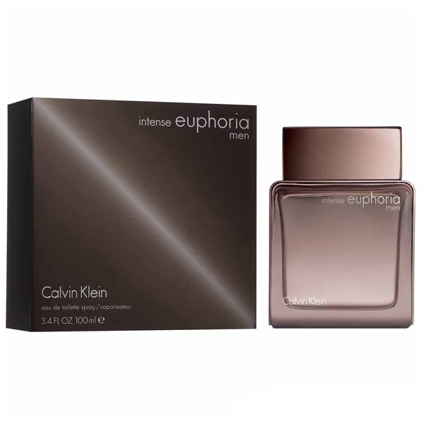 Мужская парфюмированная вода Calvin Klein Euphoria Men Intense - 100 мл