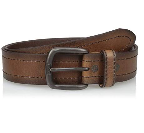 Ремень Levi's® Men's Casual Belt - Brown Stitch