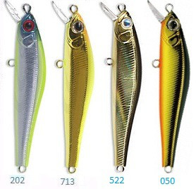 Воблер ZIPBAITS Rigge 56SP цвет 050