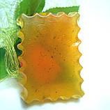 Мыло натуральное детское с ромашкой, шалфеем и эфирным маслом розового дерева, фото 2