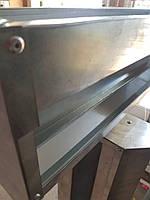 Кормушка бункерная на клетку 100 см для бройлеров, фото 1