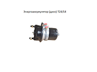 Энергоаккумулятор Тип 24/14 (диск.) SCANIA 1802663, 1802664 Турция ARCEK