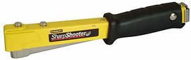 """Степлер Stanley ударный """"Hammer Tacker"""" для скоб типа G 6,8,10 мм."""