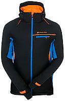 Куртка детская, подростковая Alpine Pro Wirem, (черный) L