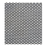 Сетка бампера Elegant №3 1м х20 см черная  EL 511023/1, фото 2
