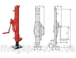 Домкрати рейкові типу SJ грузоподъемнось 3,0 тн.
