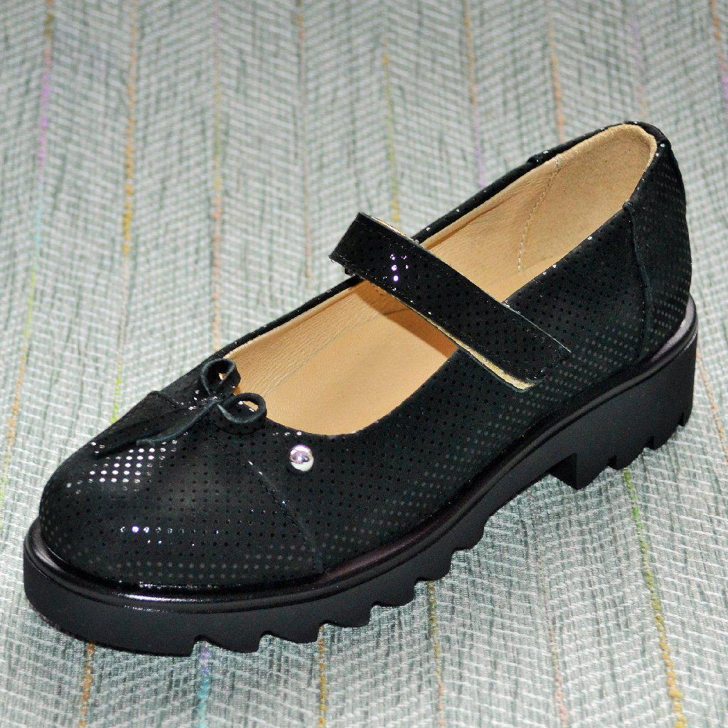 Туфли для девочки, N-Style размер 35 37