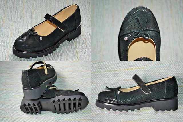 Туфли для девочки N-Style 057 фото
