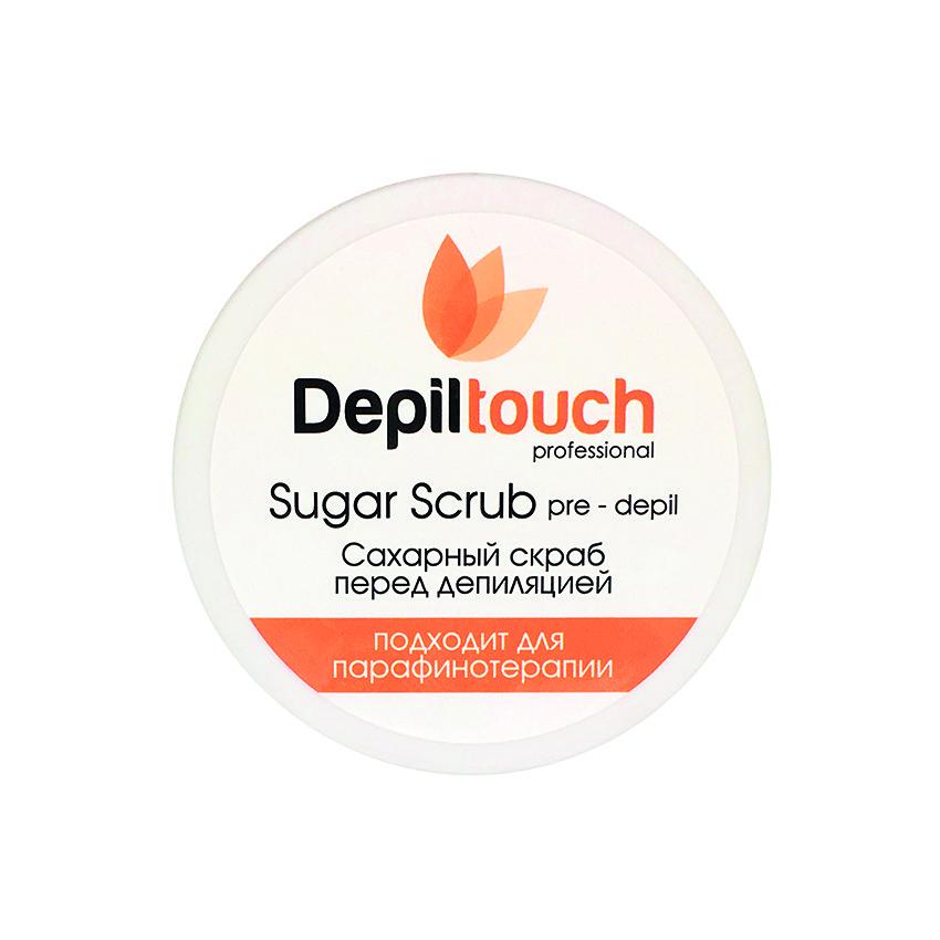 Скраб Depiltouch Professional с натуральным мёдом