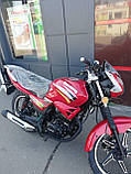 Мотоцикл Musstang Region MT150 red (Мусстанг Регион МТ150 красный), фото 5