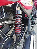 Мотоцикл Musstang Region MT150 red (Мусстанг Регион МТ150 красный), фото 10