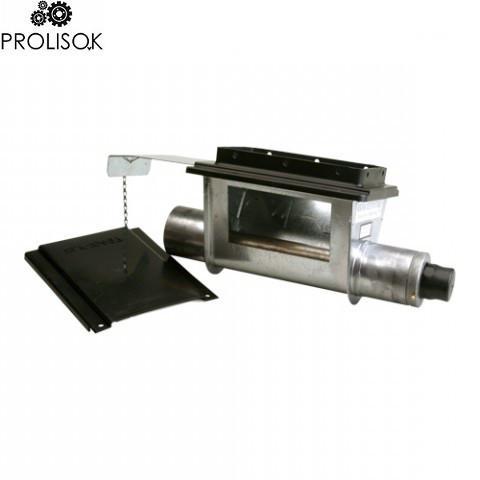 75 мм разгрузочный клапан, односторонний с резьбой и подшипником VDL Agrotech