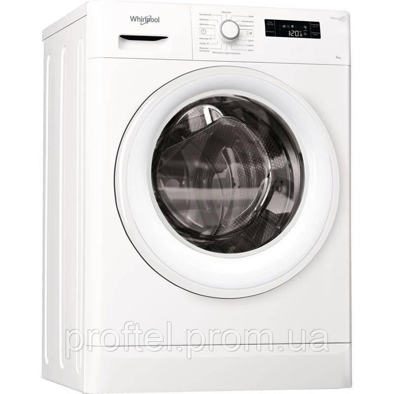 Стиральная машинка Whirlpool FWSF61252W EU