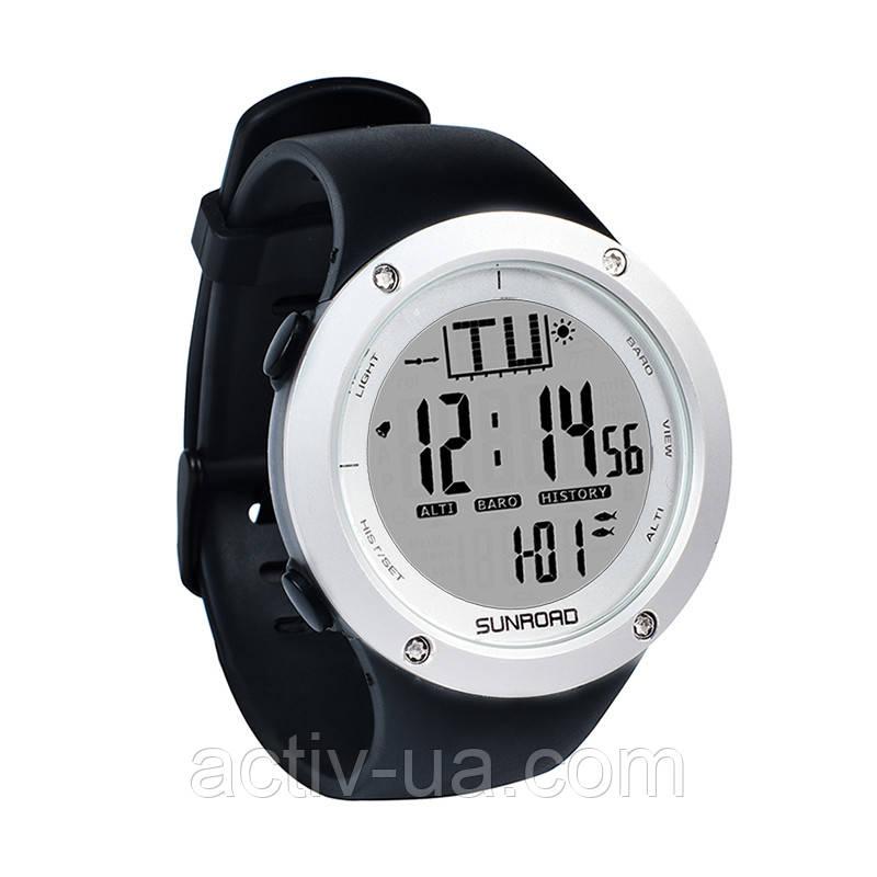 Часы рыбацкие барометр Sunroad FR722A водонепроницаемость 5АТМ