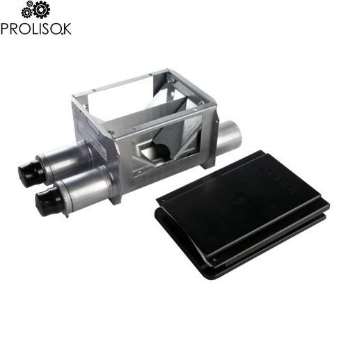 75 мм разгрузочный клапан, двусторонний с резьбой и подшипником VDL Agrotech