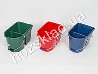 Ведро для швабры двойное 30л Ал-Пластик