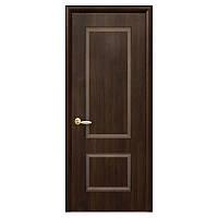 Межкомнатная дверь Новый стиль Порта ПВХ делюкс 700мм каштан рисунок Р1