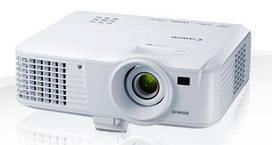 Портативный проектор Canon LV-WX320