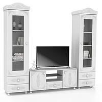 Мебель  Ассоль компоновка 3