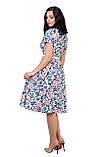 Летнее штапельное платье Флоренс, фото 2