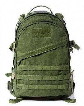 Тактический рюкзак цвета Хаки на 30 литров