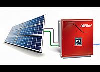 Комплект на 10 кВт: REFUsol AE 3TL 10 + панели (6 вариантов)