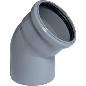Колено 110 мм 67° VSplast, фото 2