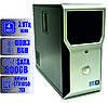 Рабочая станцияDELL Precision T1600 4-ядра (3.1GHz)/DDR3-8Gb/HDD-500Gb/GTX1050