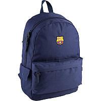 Рюкзак Kite BC18-994L-2 FC Barcelona школьный детский для мальчиков один отдел 30x13x45см