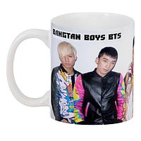 Кружка GeekLandBangtan Boys BTS  02.02