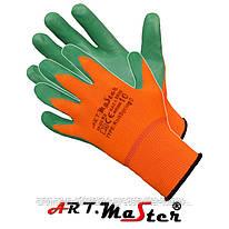 Перчатки RnitSpringO с нитрильным покрытием ARTMAS POLAND