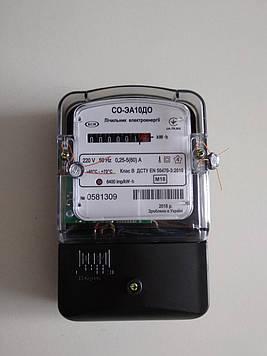 Счетчик электрической энергии Коммунар СО-ЭА10ДО 5(60)А