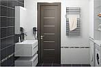 Какие двери подходят для ванной комнаты