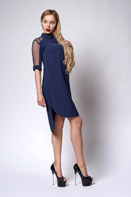 Модное платье из супер софта