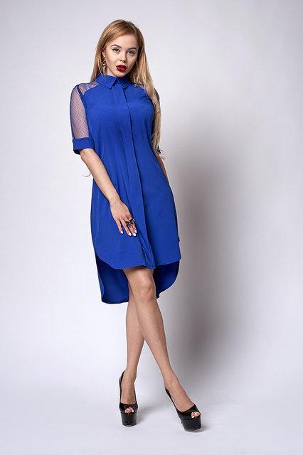 Красивое платье из супер софта