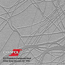 Oracal 975 Cocoon silver gray