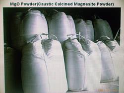 Плиты и черепица с магнезитового вещества