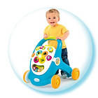 Ходунки каталка Walk&Play Smoby 211376 N, фото 2